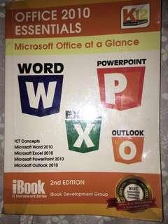 GR 7 Office 2010 Essentials