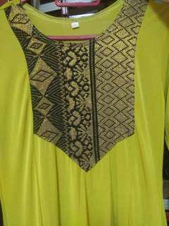 Songket Dress / Jubah