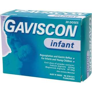 Gaviscon Infant 30's