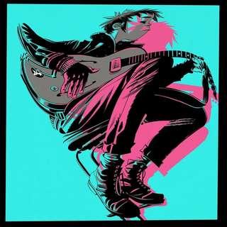 Gorillaz - The Now Now (VINYL RECORD)