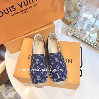 Louis Vuitton Shoes - Blue