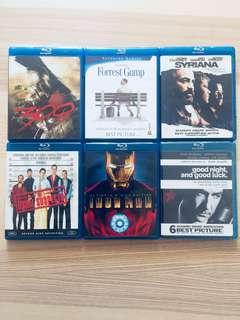 US Imported Blu-ray 美版藍光碟(沒有中文字幕)