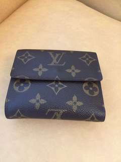 LV monogram wallet
