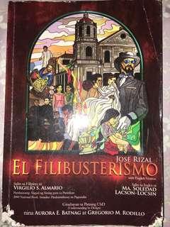 Gr 10 El Filibusterismo
