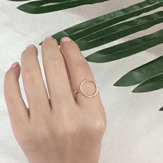 Round Shape Ring