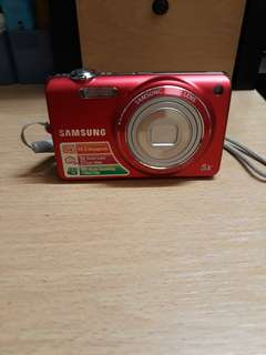 Samsung Camera ST65