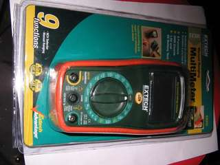 Extech Multimeter EX310