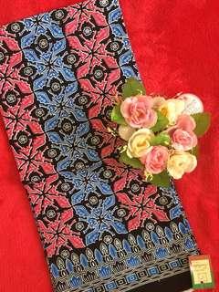 Indonesian Batik Fabrics