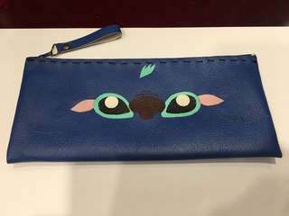 Stitch cartoon Pencil case