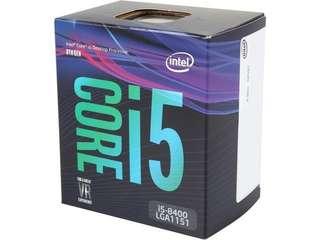 [CHEAPEST] i5 8400 Processor CPU Intel 6 Core