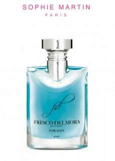 Fresco Delmora Parfum For Men