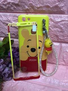 Pooh Case with tempered