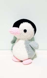 Petal the Penguin