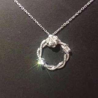 爆款 伯爵花環項鍊 到貨一比一獨家開模頂級原單 ,鉑金 玫瑰金 兩色