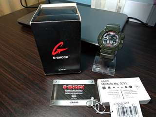 G-shock g9000-3vdr