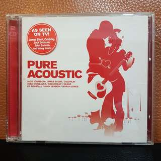 CD》Pure Acoustic