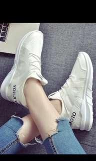 Korean style ladies shoes