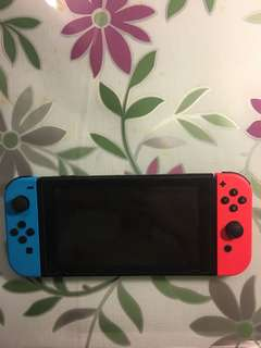 Nintendo Switch 二手主機