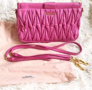 Miu Miu Clutch / Cross body