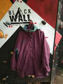 Jaket columbia double iner