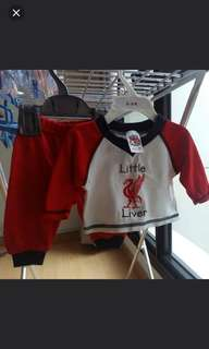 Liverpool Jersey (New Born)