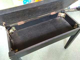 Preloved piano seat