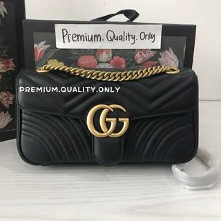 Customer's Order Gucci Marmont Bag 26
