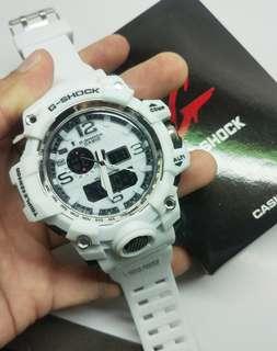 Gshock GWG 1000 white