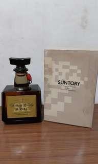 Royal Suntory SR whisky 720ml