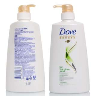 Dove Hair Strengthening Shampoo(REDUCED)