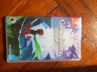 Cave story brand new 20 dollars