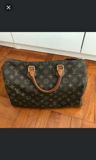 LV Speedy Bag Authentic