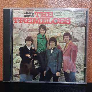 CD》The Tremeloes - Here Comes The Tremeloes