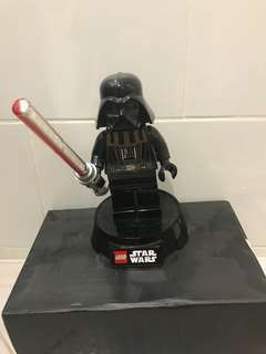 Darth Vader figure/lamp