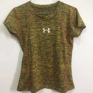 Under armor workout clothes