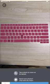 Silicon keyboard protector