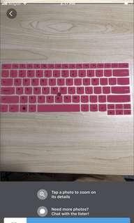 Silicon keyboard protector
