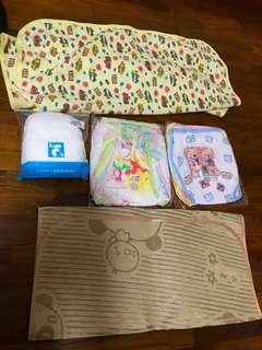 BN Diaper Essentials Grabbag