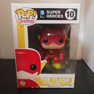 Funko Pop! Heroes DC Super Heroes - The Flash #010