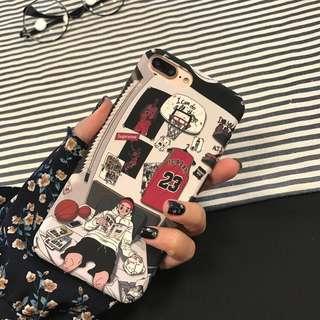 🌻BRANDNEW🌻 Iphone 6 Iphone 6s Jordan 23 Hard Case