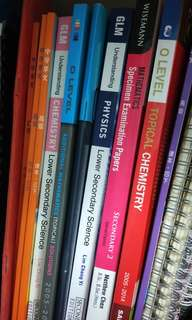 Cheap secondary school workbooks