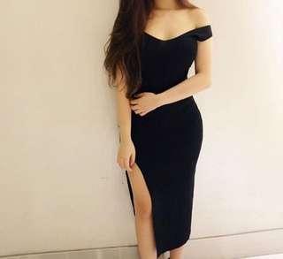 Maxi dress 🖤