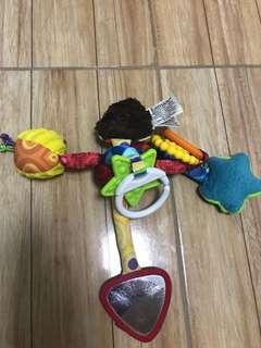 Lamaze hanging toy