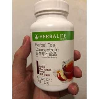 Herbalife 康寶萊蘋果甘菊味草本茶