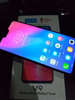 Vivo v9 4GB Mulus