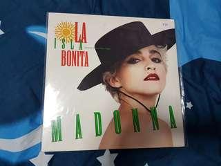 Madonna La Isla Bonita 12 inch Vinyl