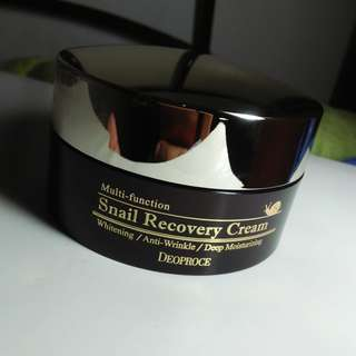 Deoproce Multi-Function Snail Recover Cream