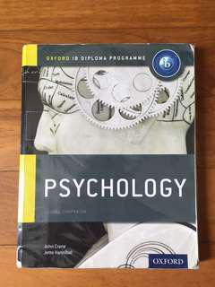 Oxford Psychology Course Companion (IB Diploma) [paperback]