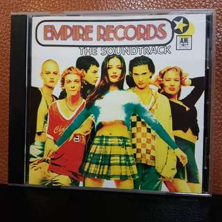 CD》Empire Records - Original Soundtrack