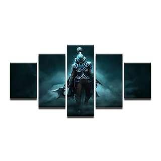 Dota 2 Phantom Assassin Canvas Print